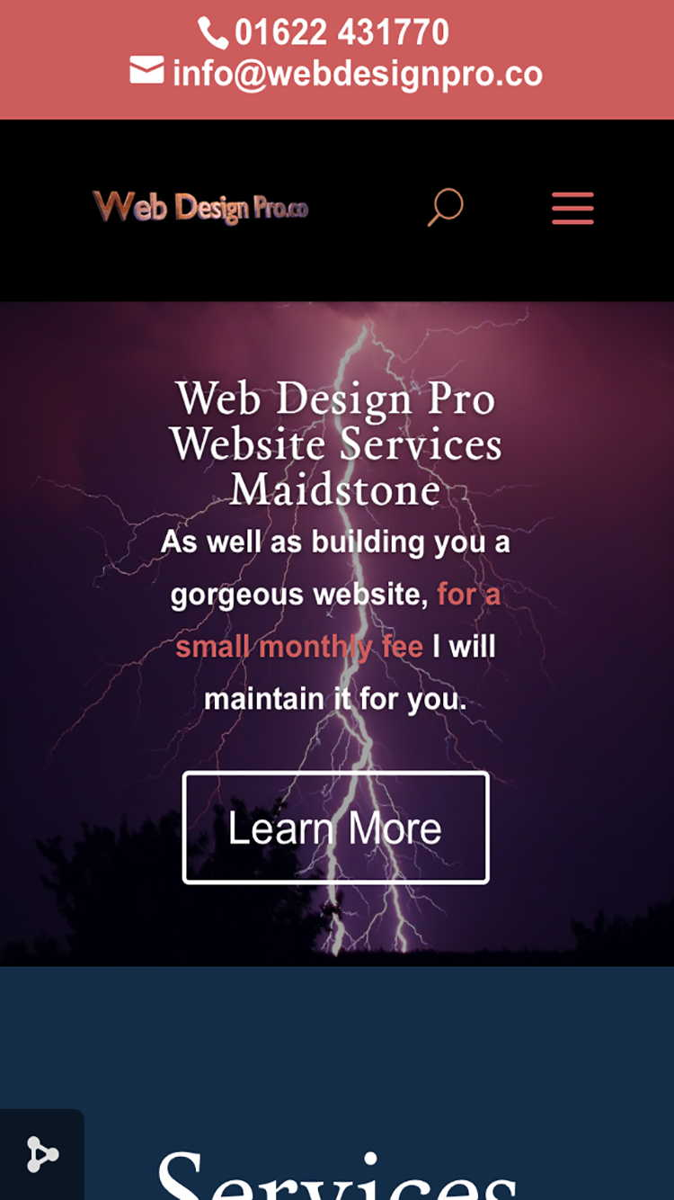 web design maidstone