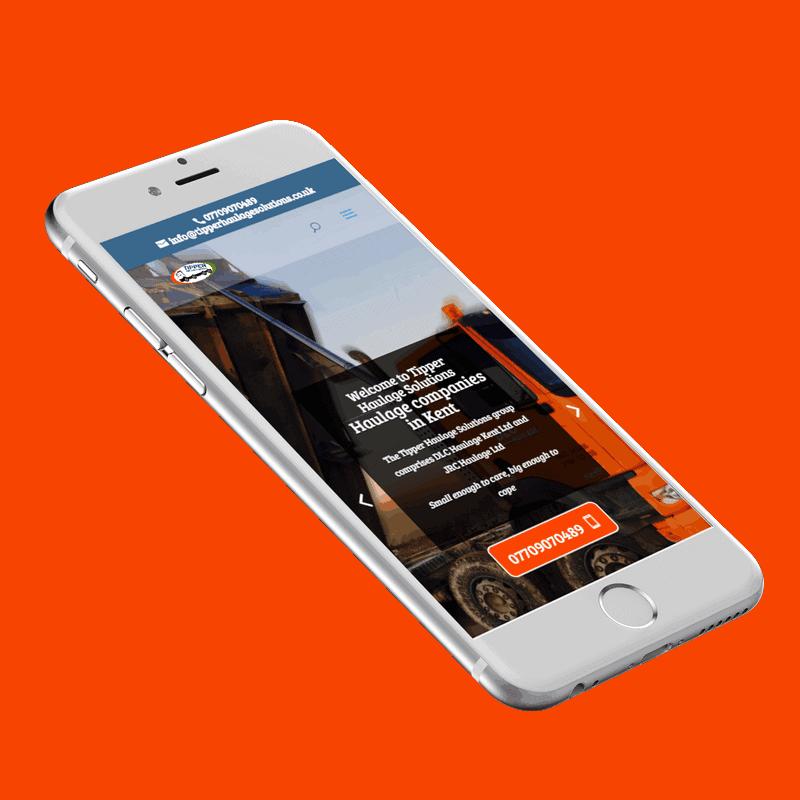 new website design kent