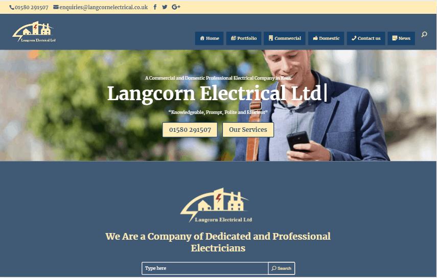 New Website Maidstone