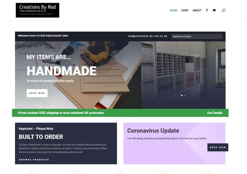 new it company website
